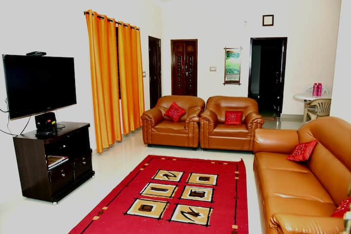 Coorg Daiwik Homestay with 2 bedrooms