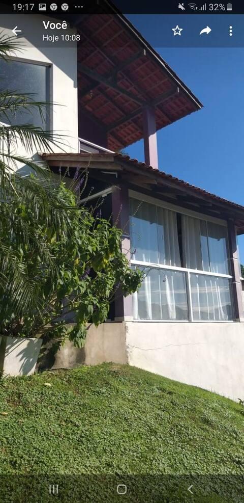Suite de vidro 04 em Jaraguá do Sul