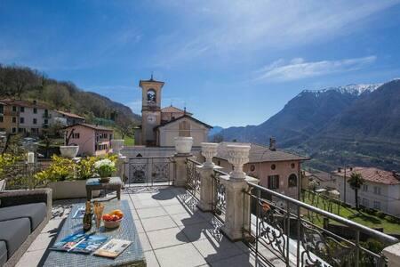Villa Gottro - Carlazzo