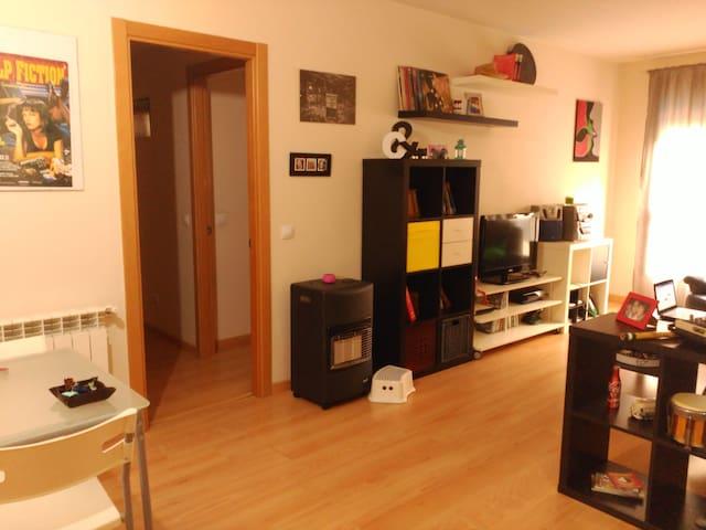Habitación para dos personas por días o semana. - Rivas-Vaciamadrid - Lägenhet