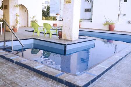 CARTAGENA ROOM IN FRONT OF THE SEA - Cartagena - Apartemen