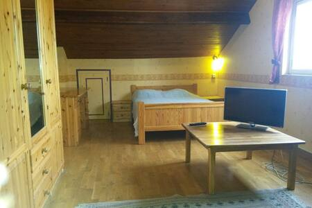 Chambre spacieuse - Haus