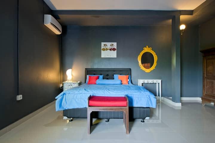 trisna garden room upstair 1