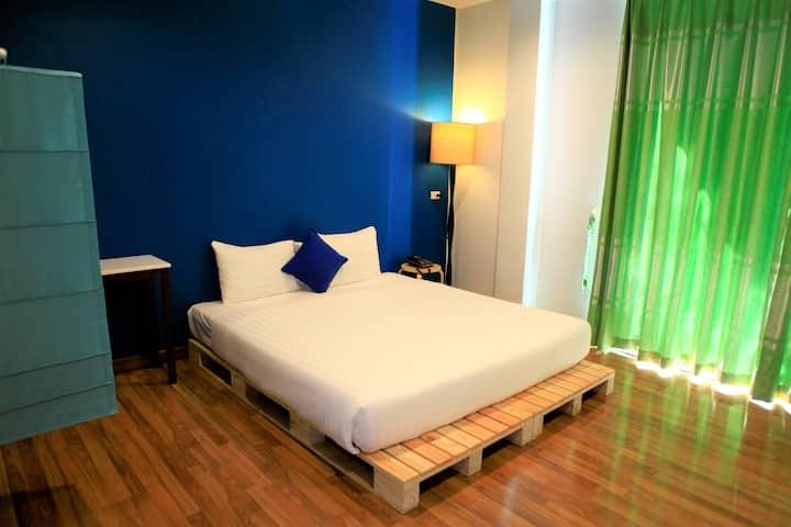 Superior Double Bed btw Kata & Karon Beach