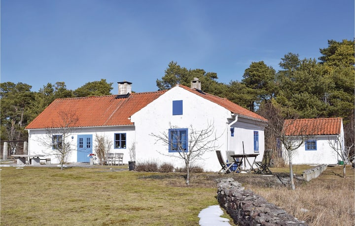 Awesome home in Visby with Sauna, WiFi and 0 Bedrooms
