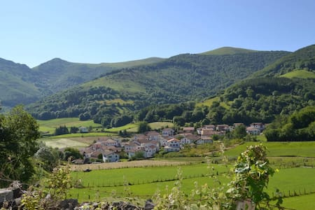 Casa Rural Errandonea: Disfruta del entorno.