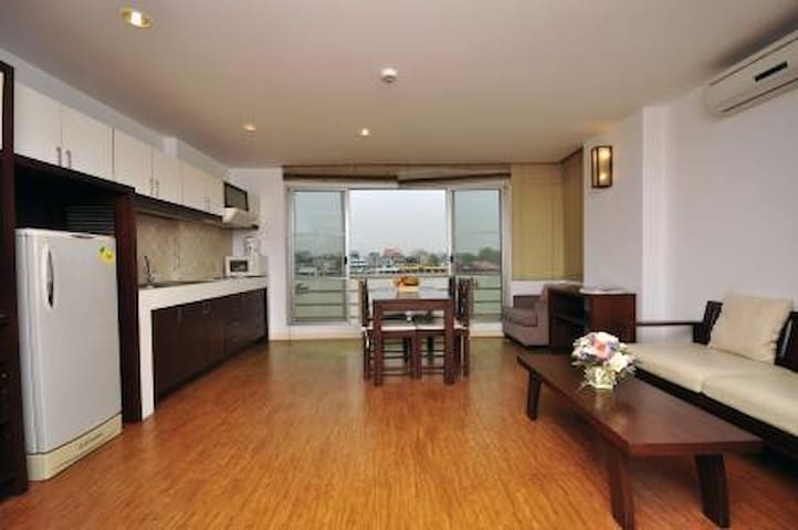 PSB1 (One-Bedroom Apartment River View) - Bangkok - Pis