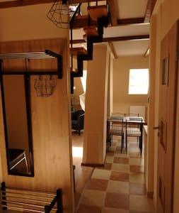 "Apartament ""Na strychu I"""