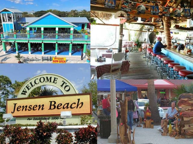 Guidebook for Jensen Beach