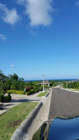 Casa de Fran on the coast