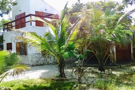 La Caracola Beach House - Tierra Bomba - Zomerhuis/Cottage