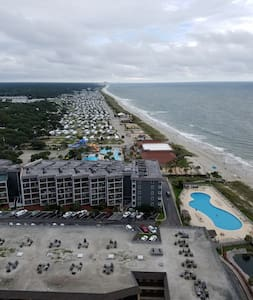 Walk to the Sand - Gated Oceanfront Condo 2 - Myrtle Beach