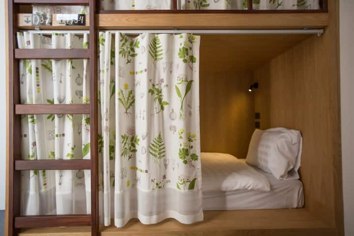 Mixed Dorm Room (5beds/room)