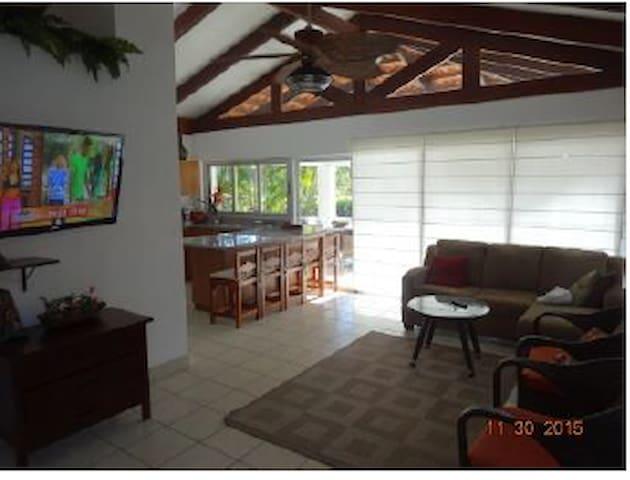 Nice  Villa 15 Villassol, Playa Hermosa Guanacaste - Playa Hermosa - House