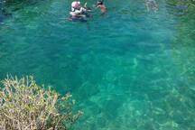Caleta Buena en Playa Giron