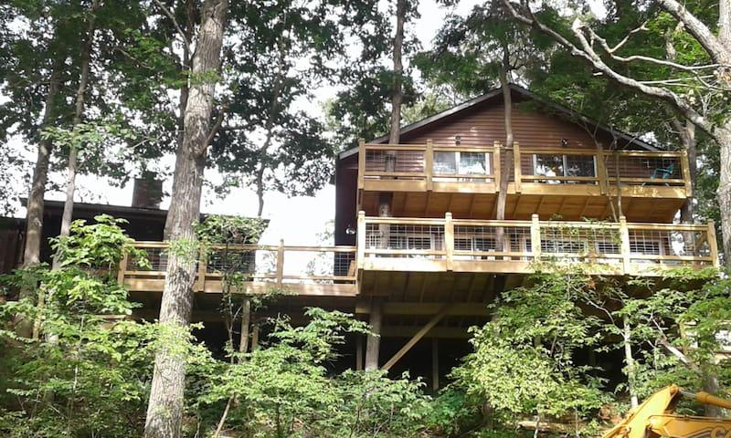 Heron's Landing at the Driftwood River Lodge