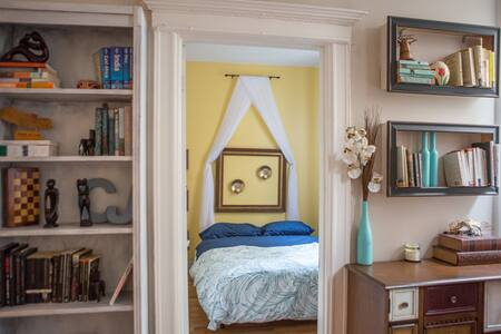 Charming Park Slope Apartment - Brooklyn