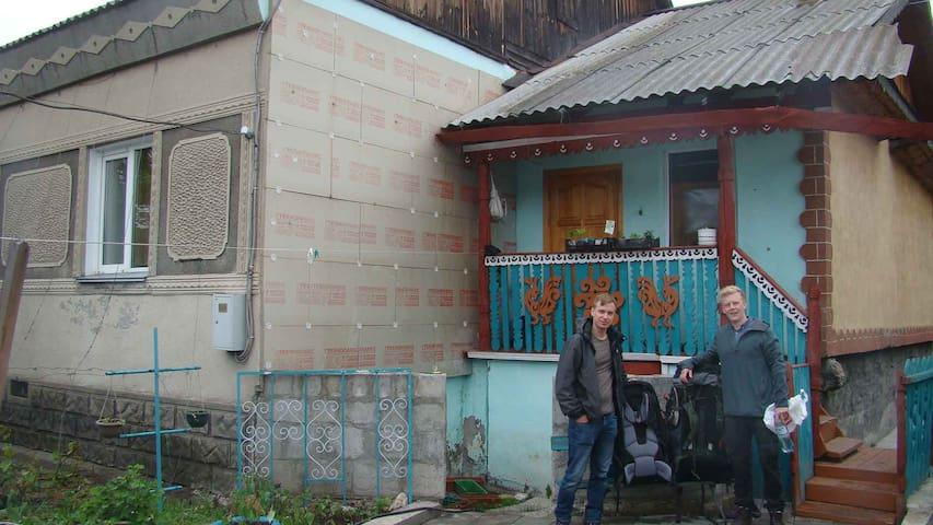Гостевой дом в  городе Горно-Алтайск