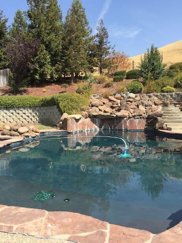 Beautiful spa like home - Fairfield - House