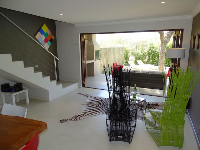 BushGlam Luxury Home, Kruger area - Hoedspruit - Hus