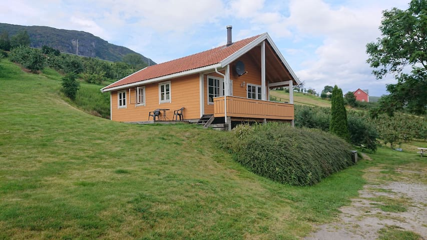 Holliday cabin by the fjord nr 17