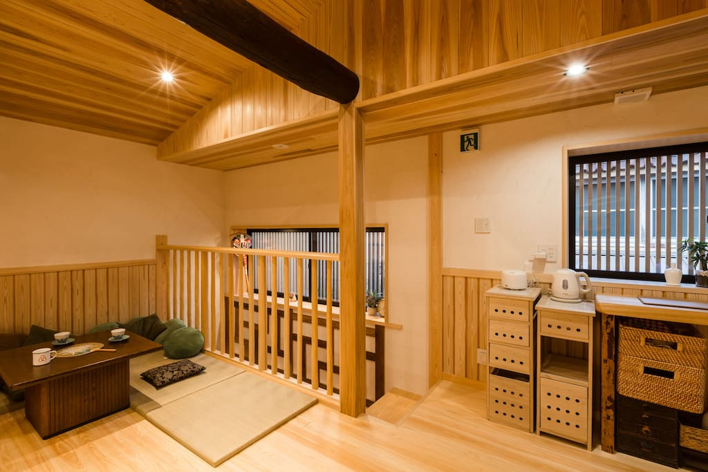 Kyoto Gion Japanese traditional house