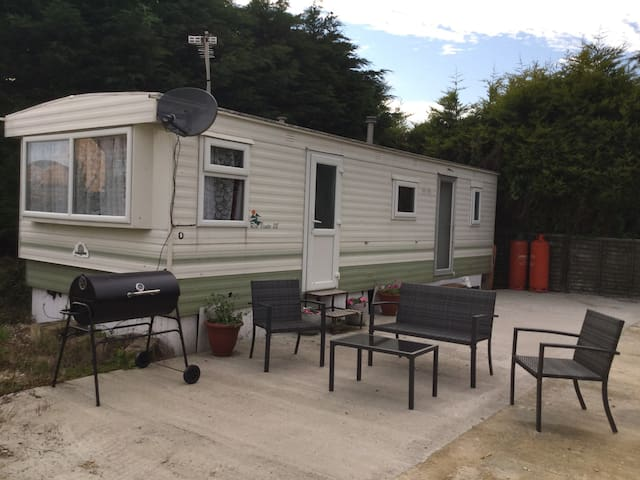 Escape the crowds caravan 7 minutes from Skegness