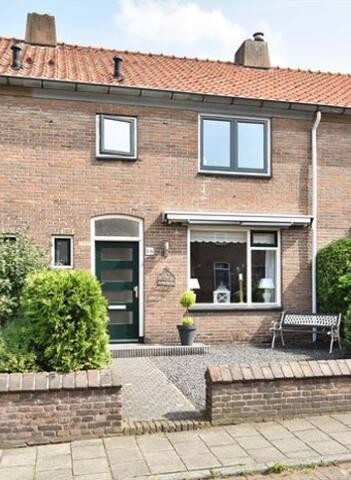 Geheel huis, vierdaagse Nijmegen