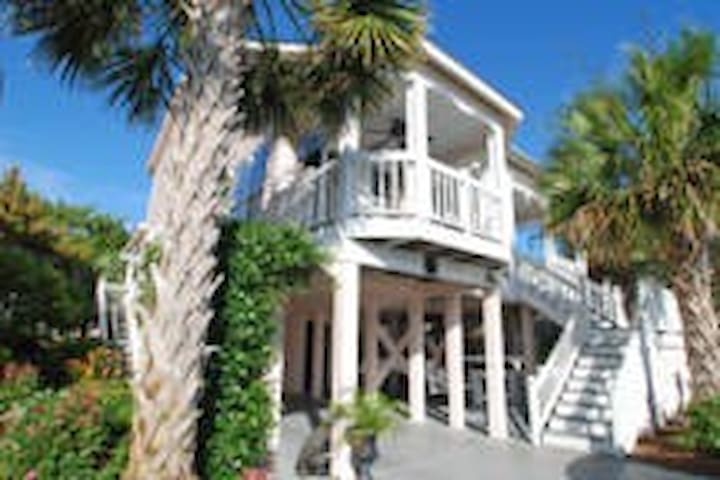"""""""The Brooke"""", Low Country Cottage - Ocean Isle Beach - Huis"""