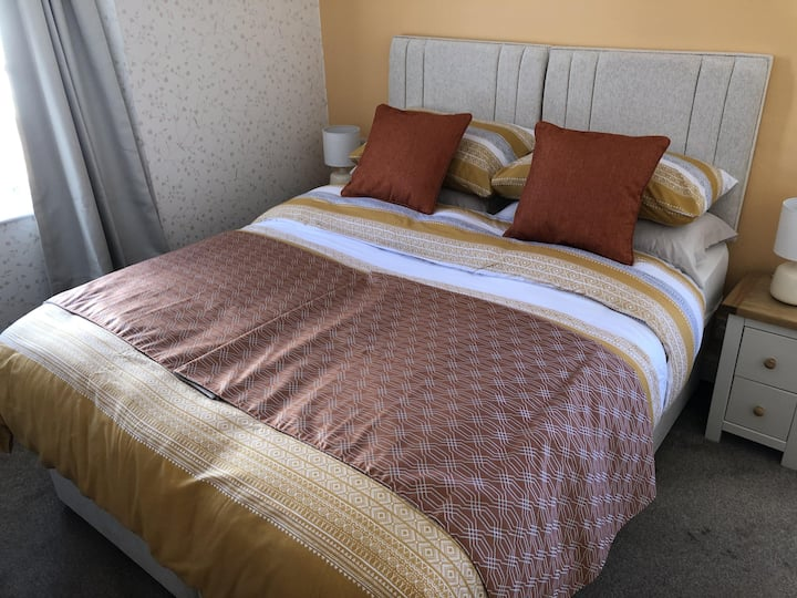 Ensuite Double/Twin Sea View - Harbour Lodge B&B