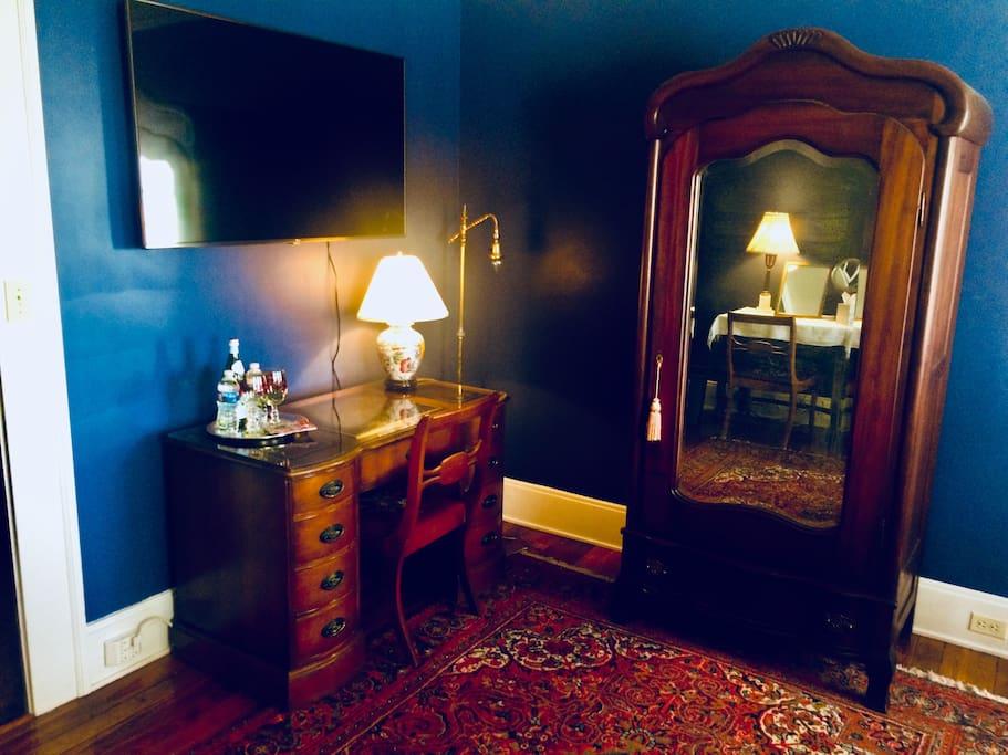 The Indigo Room