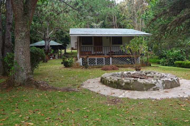 Moss & Grove peaceful stay in Kapatagan cozy cabin