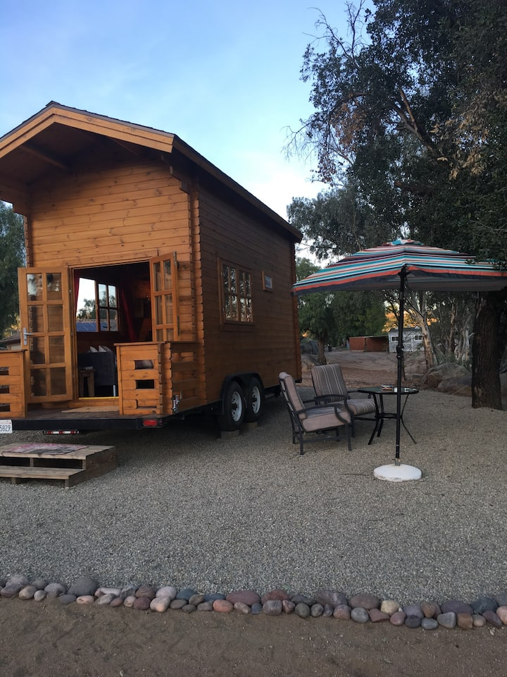 Ramona Wine Country Cabins Near San Diego