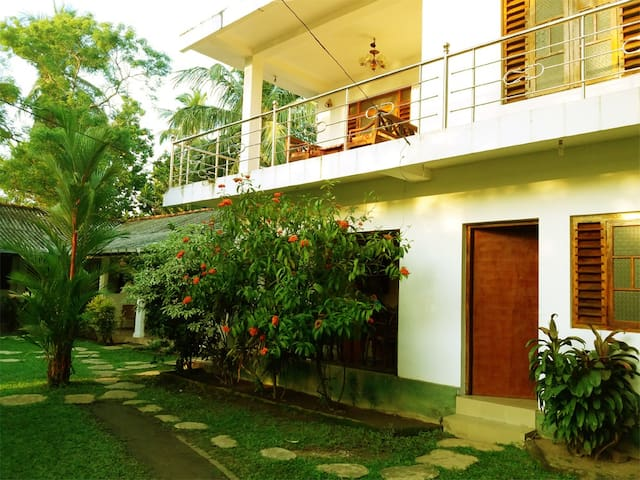 Palm Garden Guest House - Room No 05 (Family Room)