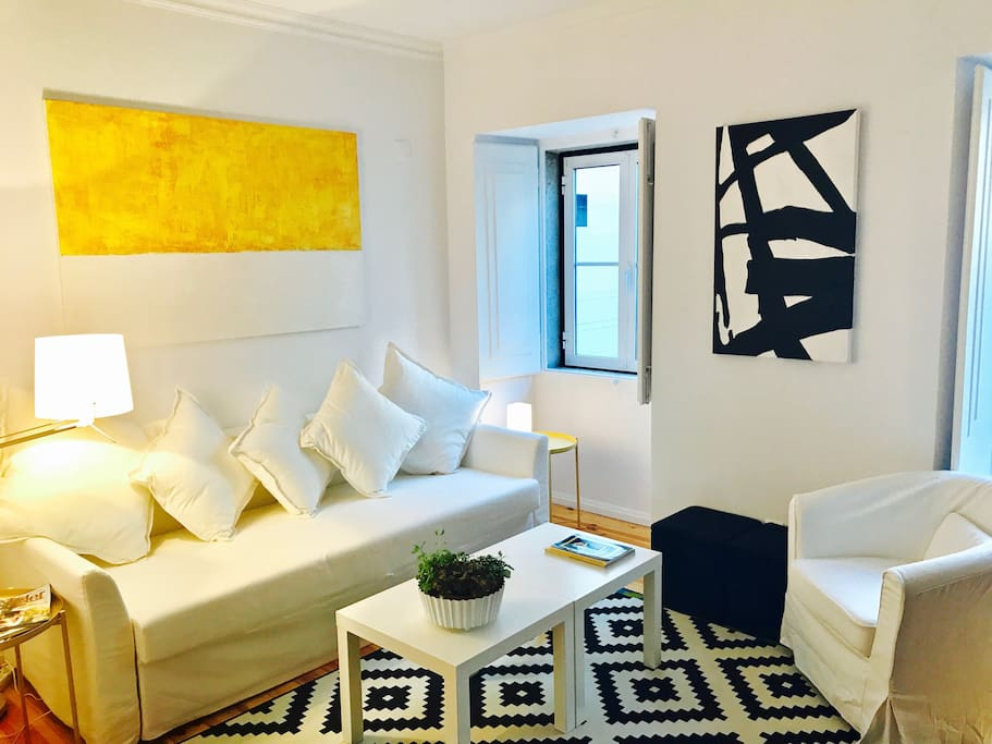 Sala de Estar / Living Room