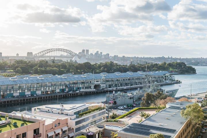 Enjoy Sydney's NYE Fireworks! Secure Parking, AC++