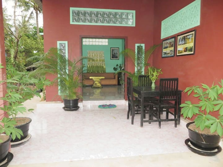 The Siem Reap Countryside Homestay!!