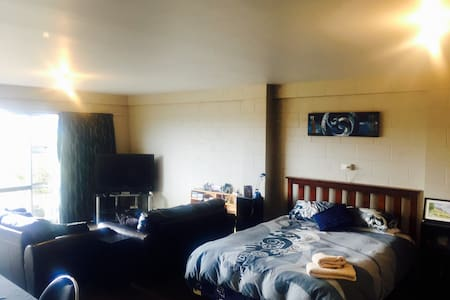 Awesome large room awaits you - Otorohanga
