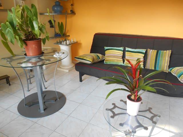 Lou Patio - Béziers - Lägenhet