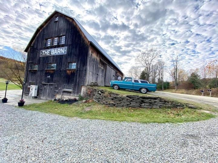 JJT Farm, Elk Mountain Ski resort, Ithica NY