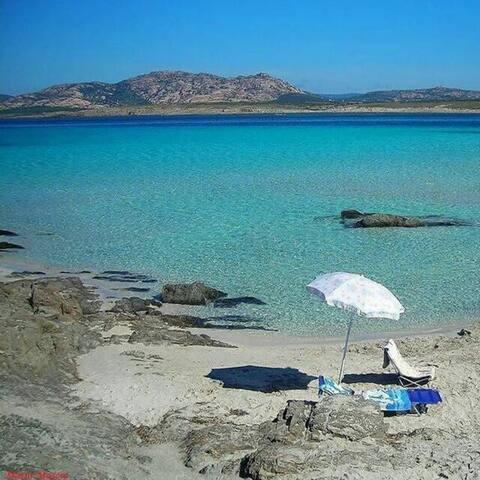 Počitnice na Sardiniji v vili Mary, Plaže in sprostitev