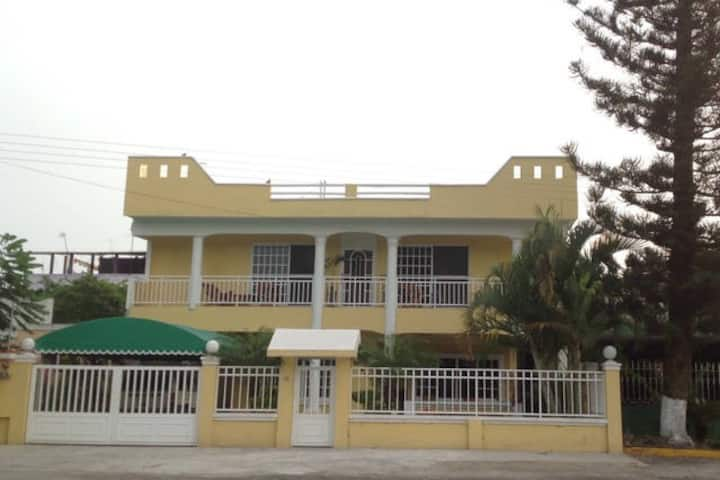 La Casa de Laya B&B room #210 EL RAUDAL Nautla Ver
