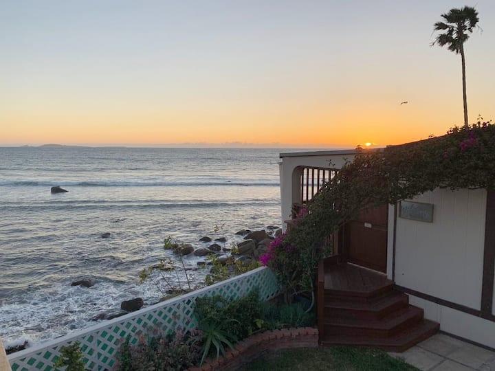 Ocean View,  Puesta del Sol House
