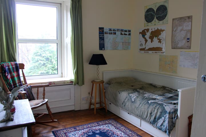 Cosy Room For Cat Lovers - Edinburgh - Apartment