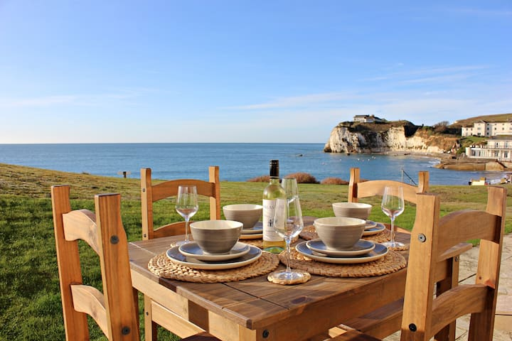 Bay View Apartment - Isle of Wight - Apartamento