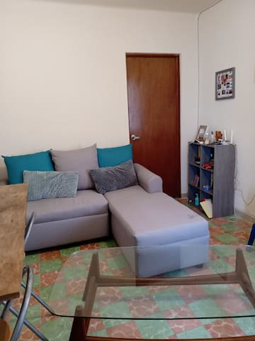 Apartment near  downtown/ Departamento amueblado