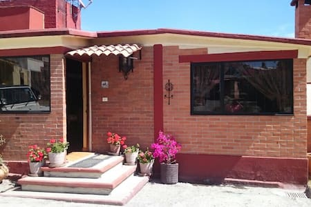 Casa estilo californiano - Tepotzotlan - Rumah