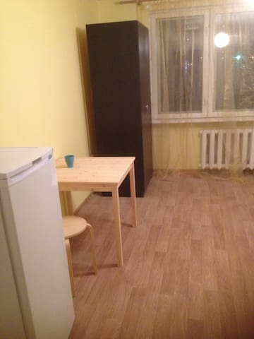 Cozy studio with bathroom - Balashikha - Byt
