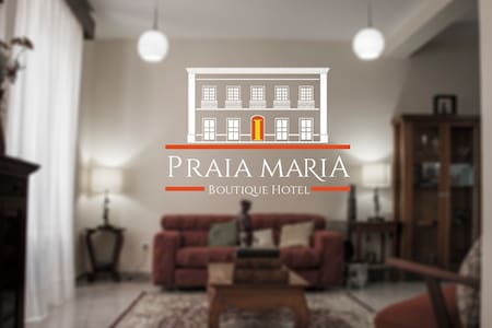 Praia Maria Boutique Hotel - Praia - Bed & Breakfast