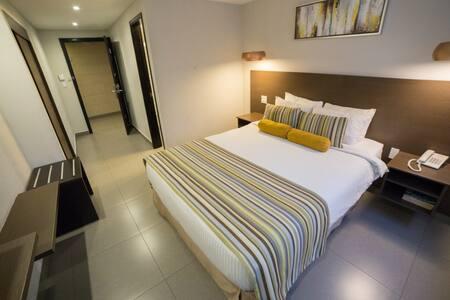 Habitación Sencilla - Matrimonial Room